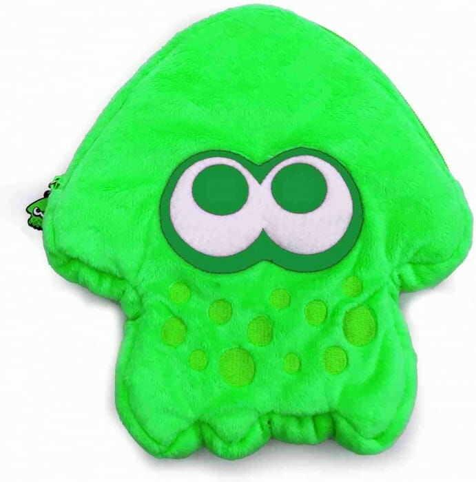 Etui ochronne Soft Pouch - Pluszowy Squid Splatoon 2 (Nintendo Switch)