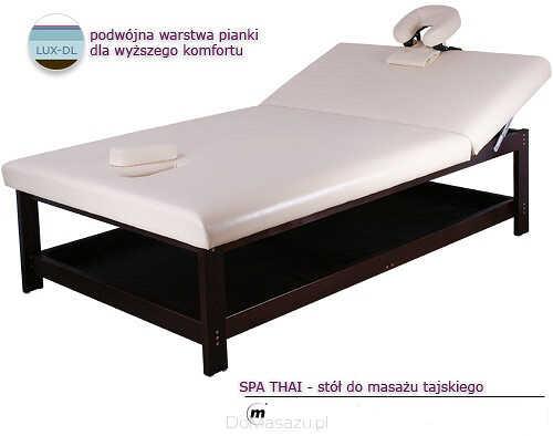 SPA Thai - stół do masażu tajskiego