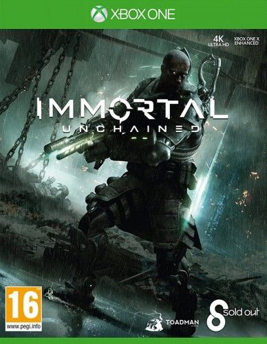 !Immortal Unchained XONE PO