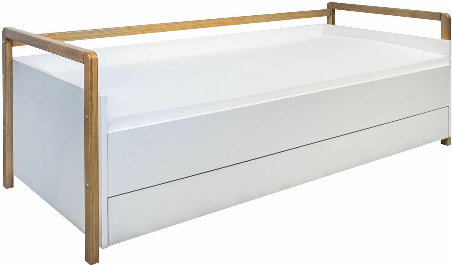 Dziecięce łóżko tapczan z szufladą - Benny 6X