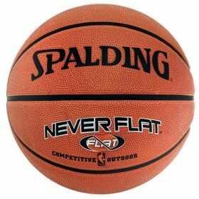 Piłka do koszykówki Spalding Neverflat out