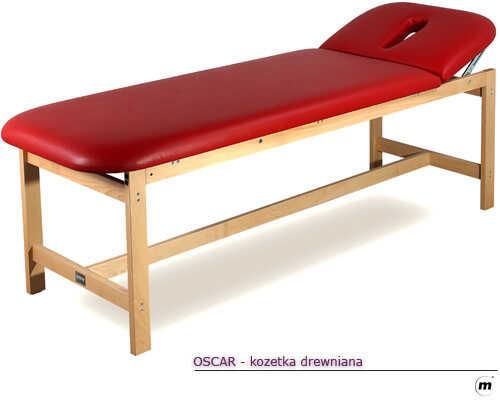 Kozetka drewniana OSCAR