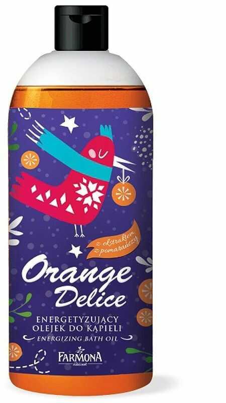 Magic SPA Orange Delice Energetyzujący olejek do kąpieli 500ml