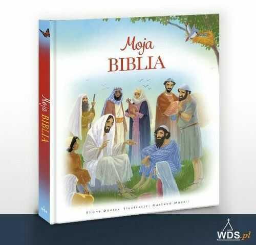 Moja Biblia ZAKŁADKA DO KSIĄŻEK GRATIS DO KAŻDEGO ZAMÓWIENIA