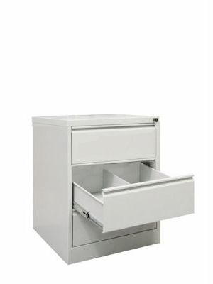 Szafka na dokumenty medyczne SZK 318/3 metalowa 3 szuflady B5