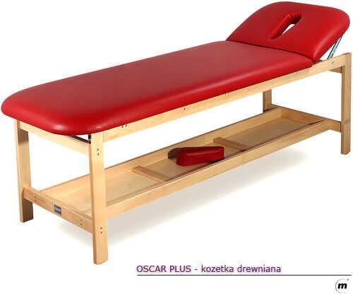 Kozetka drewniana OSCAR Plus