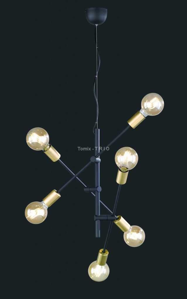 Cross lampa wisząca 6-punktowa 306700632