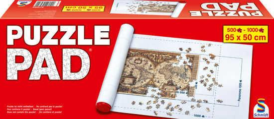 Mata Schmidt do układania puzzli 500 - 1000
