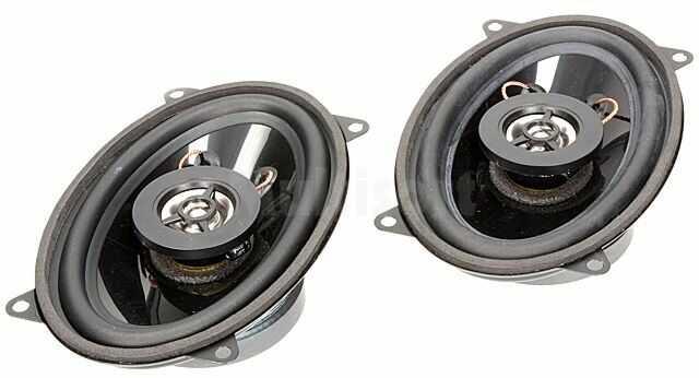 Głośniki samochodowe dwudrożny 95x155mm 100W 80 20000Hz 4 Ohm