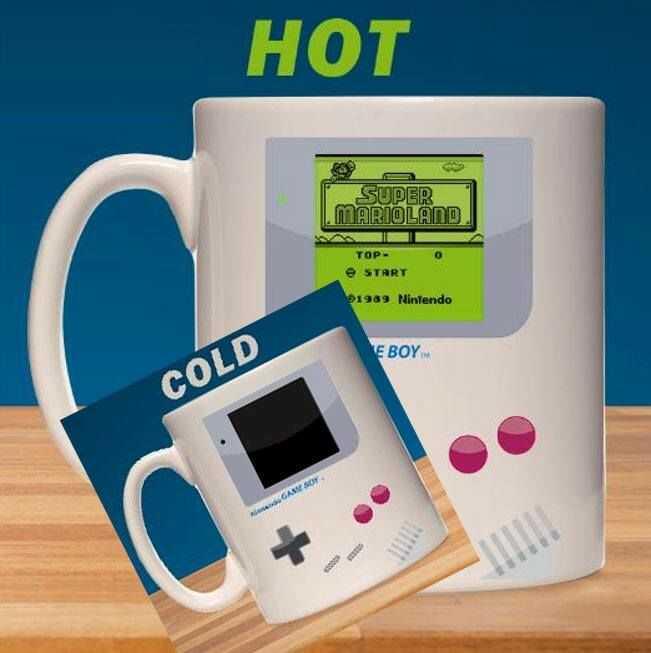 Kubek - Game Boy Super Mario Land (Heat Change)