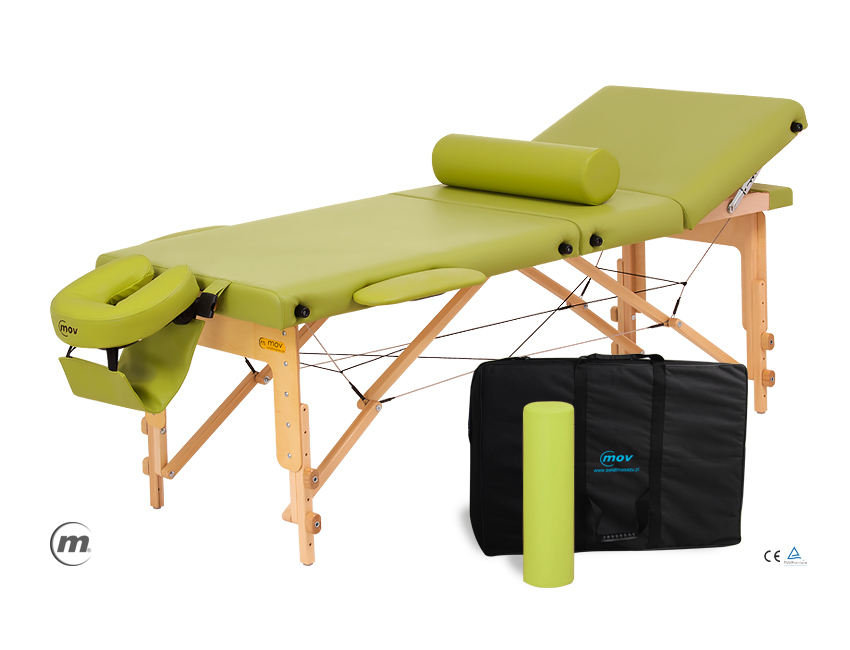 Składany stół do masażu REFLEX