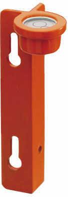 Libella metalowa - uniwersalna, 37-39