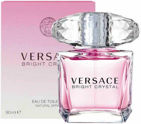Versace Bright Crystal Bright Crystal 90 ml woda toaletowa dla kobiet woda toaletowa + do każdego zamówienia upominek.