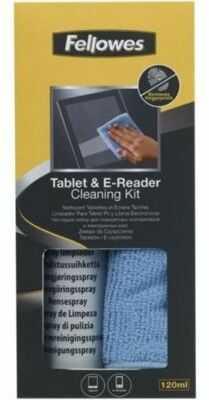 Zestaw do czyszczenia czytników oraz tabletów Fellowes, 9930501 Rabaty Porady Hurt Autoryzowana dystrybucja Szybka dostawa