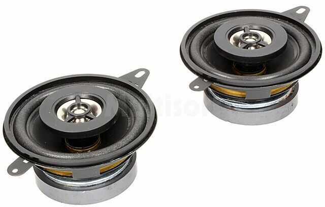 Głośniki samochodowe dwudrożny 87mm 80W 100 20000Hz 4 Ohm 37mm