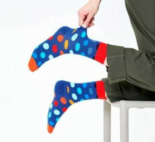 Happy Socks skarpetki BDO01-6502 R.36-40 KROPKI