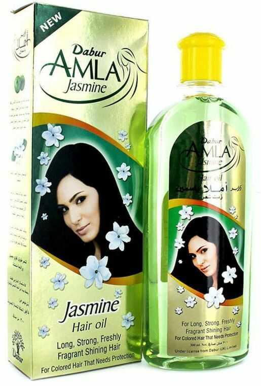Olejek Amla Jasmine Dabur do Włosów 200ml