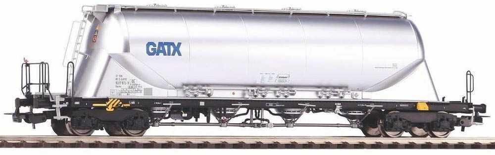 Piko 58431 Silowagen Uacns GATX VI, pojazd szynowy