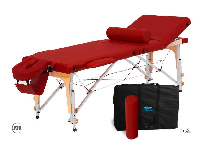 Składany stół do masażu REFLEX ALU