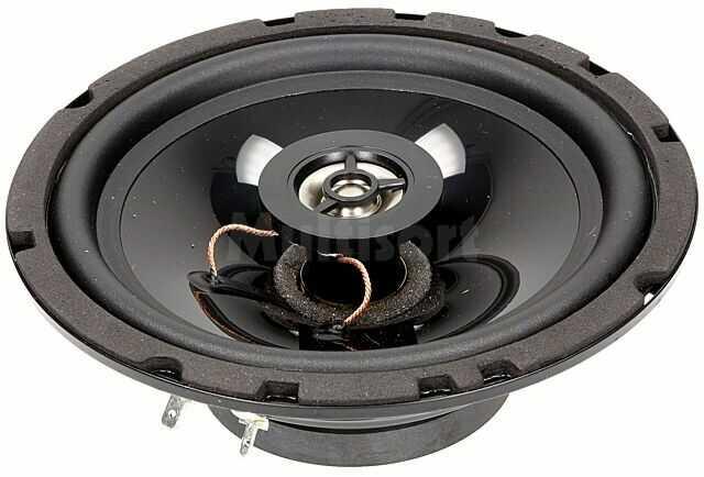 Głośniki samochodowe dwudrożny 165mm 120W 65 20000Hz 4 Ohm 60mm