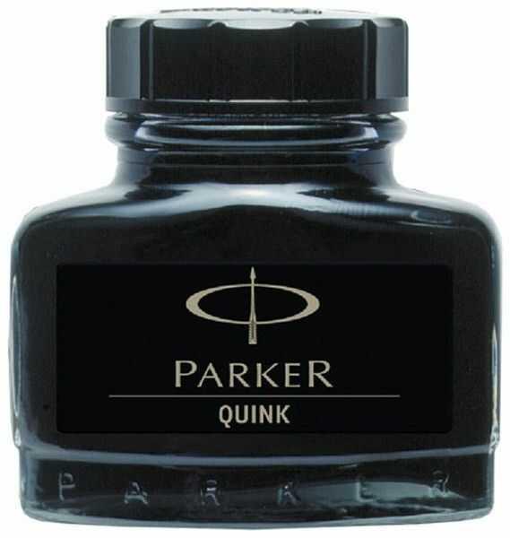 Atrament PARKER QUINK czarny 57 ML - X04474