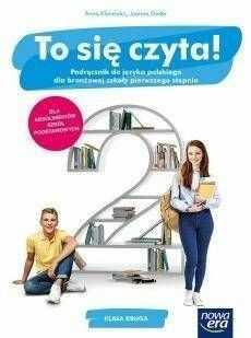 To się czyta! Język polski. Szkoła branżowa I stopnia klasa 2. Podręcznik - Anna Klimowicz, Joanna Ginter