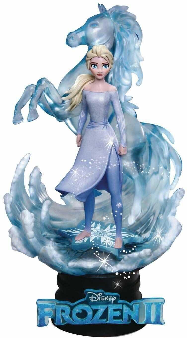 Disney Frozen II Elsa DS-038 D-Stage Ser PX 6In Statue