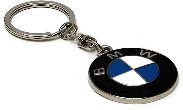 Brelok metalowy - BMW