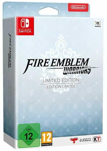 Gra Fire Emblem Warriors - Edycja Limitowana (Nintendo Switch)
