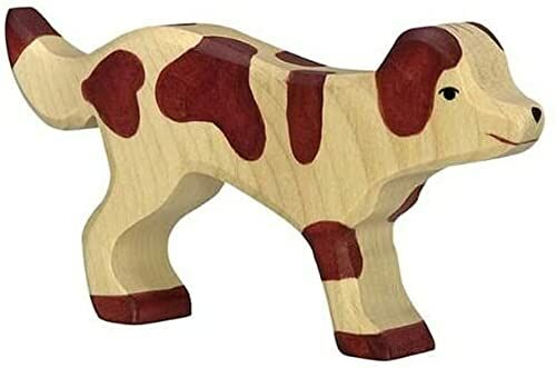 Holztiger 80058 - figurka do zabawy - pies podwórze