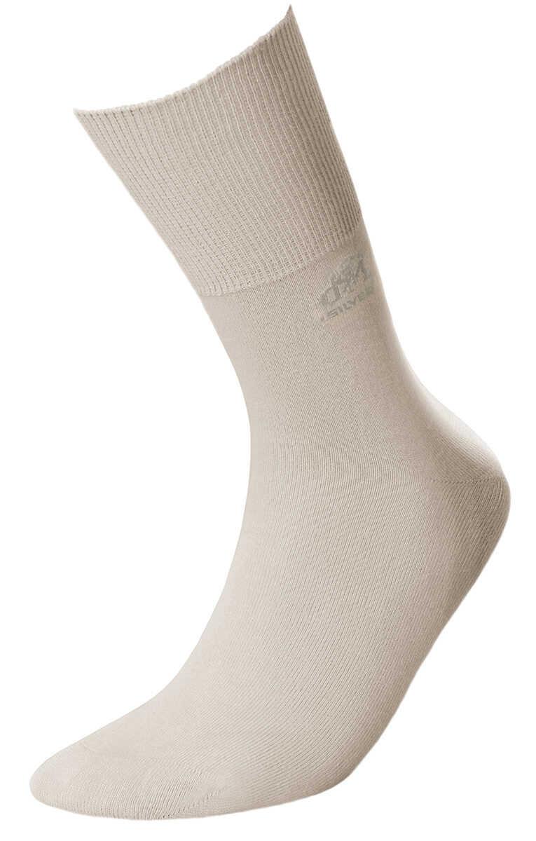 Skarpety Deomed Cotton SILVER zdrowotne, bezuciskowe, bawełniane