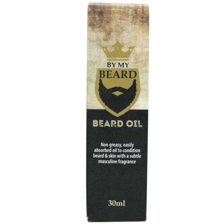 By My Beard olejek do pielęgnacji brody 30ml