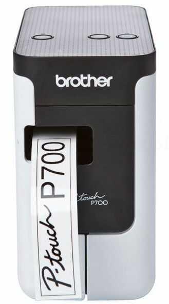 Drukarka etykiet Brother PT-P700 KUP z zamiennikami i oszczędzaj! - ZADZWOŃ 730 811 399