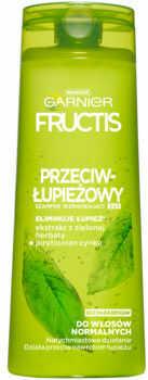 Garnier Fructis Szampon Siła i Blask 2w1 do włosów normalnych 400ml