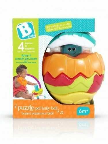 B-kids B-kids Piłka puzzle 5_731602