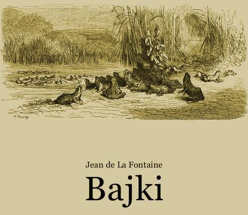 Bajki - Jean de La Fontaine - ebook