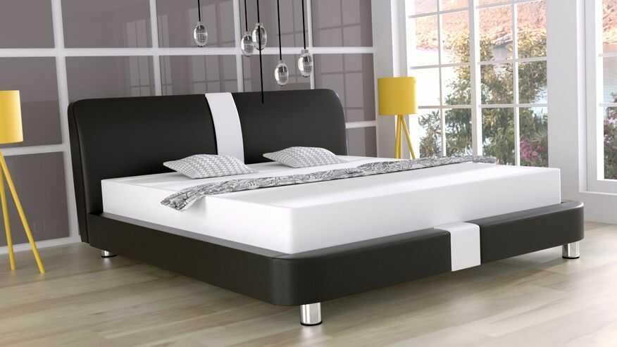 Łóżko sypialniane Wirginia