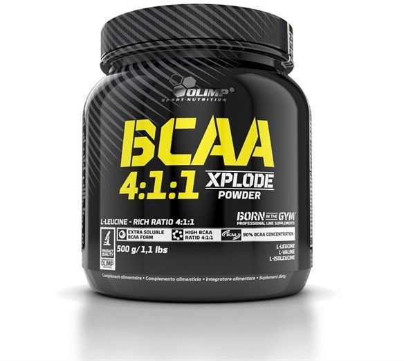 BCAA Xplode Powder 4:1:1 500g