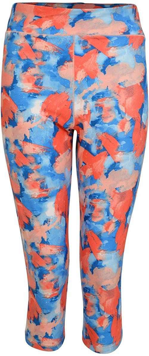Dare 2b Spodnie damskie Influential 3/4 Blk&whizebra S