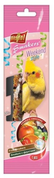 Vitapol Smakers dla nimfy - owocowy Weekend Style [3226]