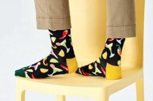Happy Socks skarpetki DRY01-9300 R.36-40 DRINK