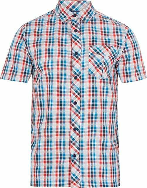 McKINLEY Męska bluzka Astra Ux, 900 Multicolor/Bluep, M