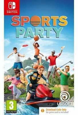 Gra Nintendo Switch Sports Party. > DARMOWA DOSTAWA ODBIÓR W 29 MIN DOGODNE RATY