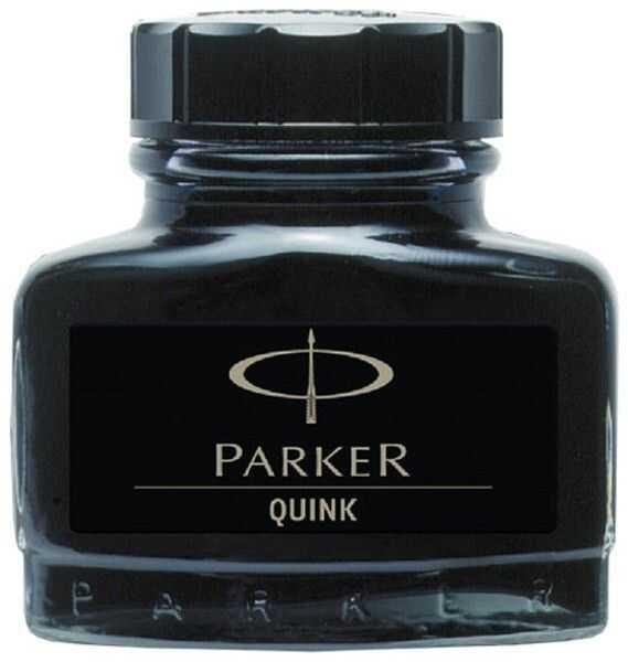 Atrament PARKER QUINK czarny zmywalny 57 ML - X04475