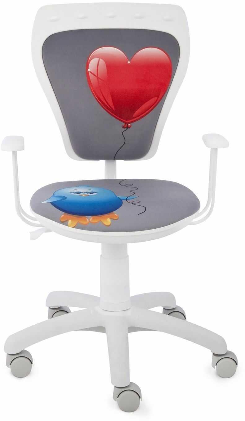 Krzesło Ministyle White Kurczak z Sercem