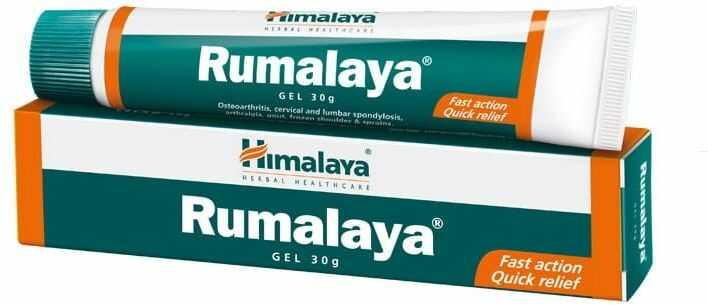 Rumalaya Himalaya Żel Na Ból Stawy I Mięśnie