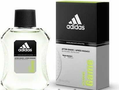 Adidas Pure Game 50 ml woda po goleniu dla mężczyzn woda po goleniu + do każdego zamówienia upominek.