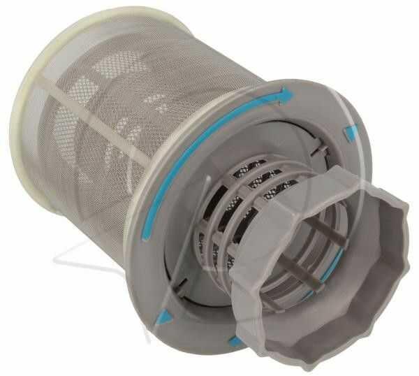 Filtr zgrubny + mikrofiltr do zmywarki Siemens SE66590EU/13
