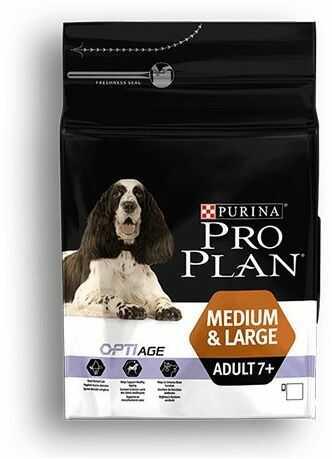 Purina Pro Plan Optiage Medium & Large Adult 7+ Kurczak