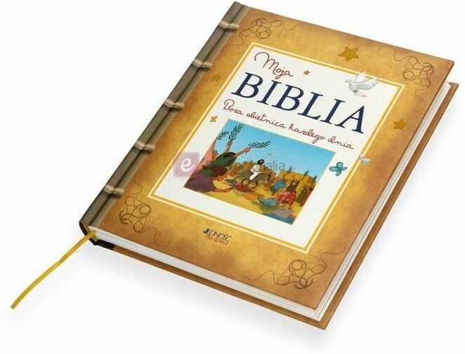 Moja Biblia. Boża obietnica każdego dnia